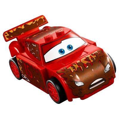 Lego Juniors Disney Pixar Cars 3 Thunder Hollow Crazy 8 Race 10744
