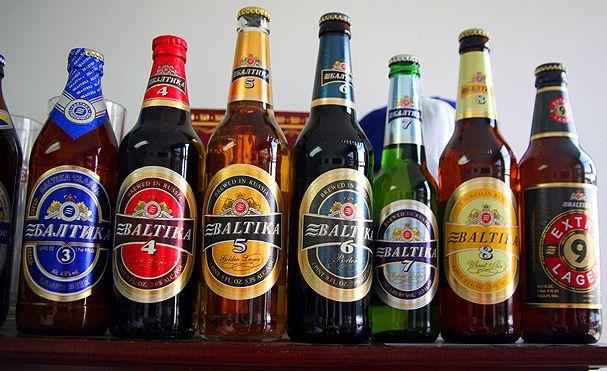 Baltika Russian Beer 7 9 Are My Faves Beer Beer Packaging