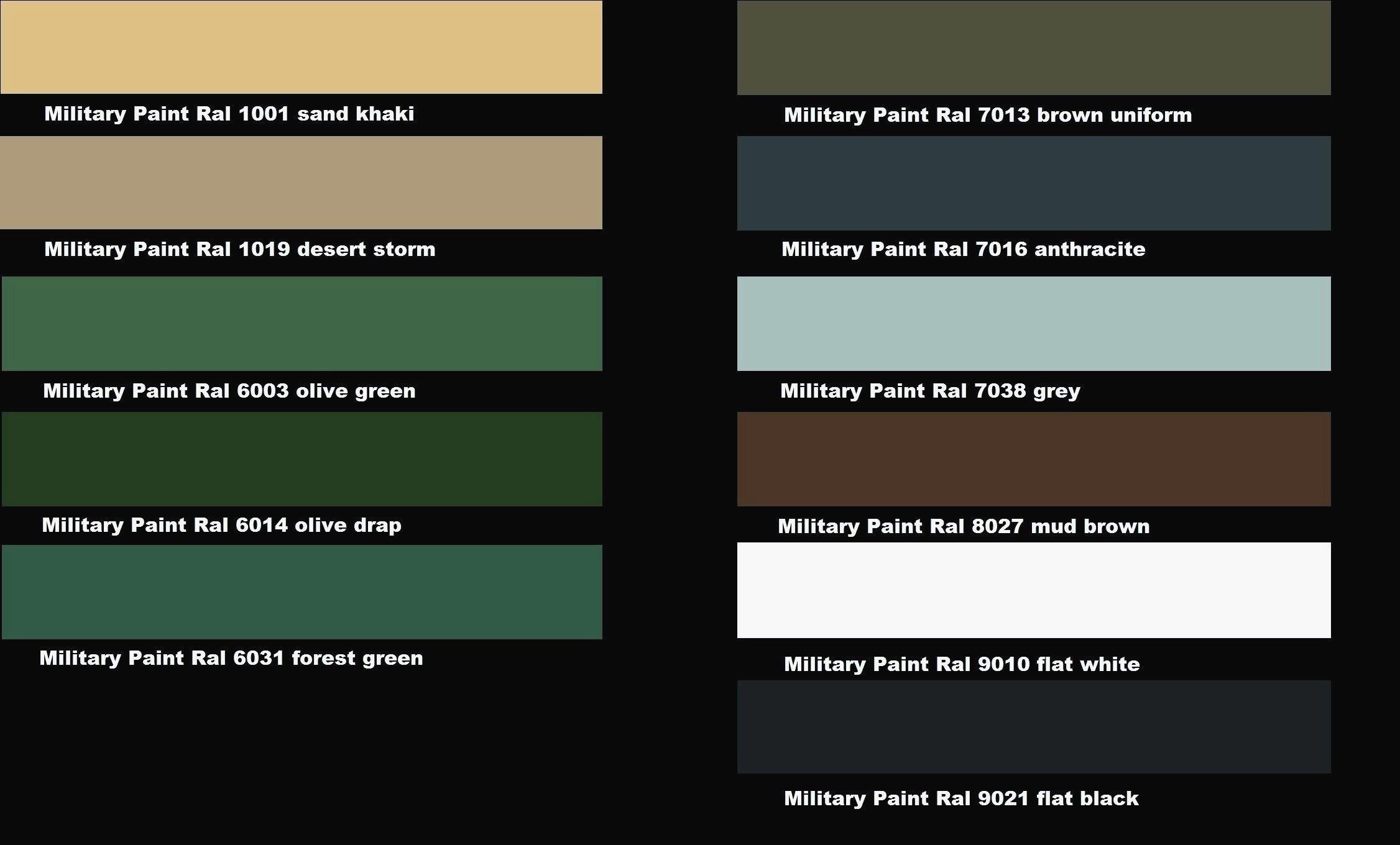 Silver Car Paint Colour Chart Suede Paint Color Chart Sherwin Williams Automotive Paint Chart Matte Car Paint In 2020 Paint Color Chart Car Paint Colors Military Paint