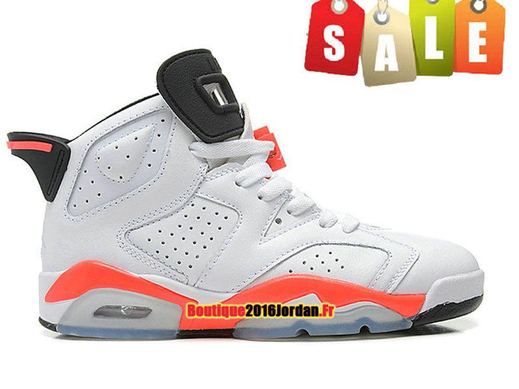 meilleur service 7cfff cb72a Air Jordan 6/VI Retro 2014 GS - Chaussures Nike Jordan Pas ...
