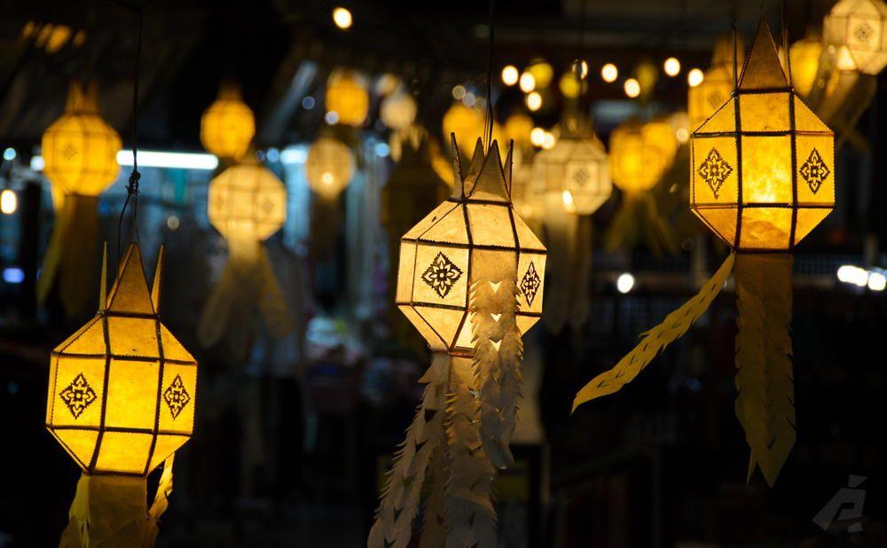 Thai Lanterns by Eric Dumas on 500px