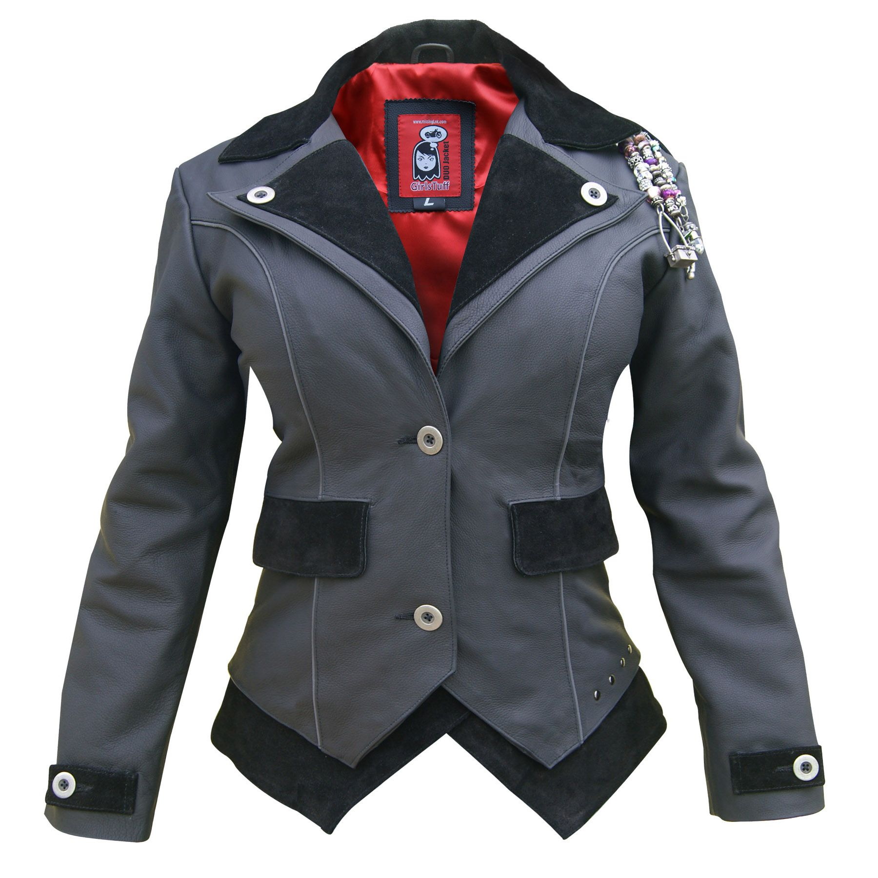 Womens Motorcycle Jackets | Arrmaytey | Fashion & Costume Design ...