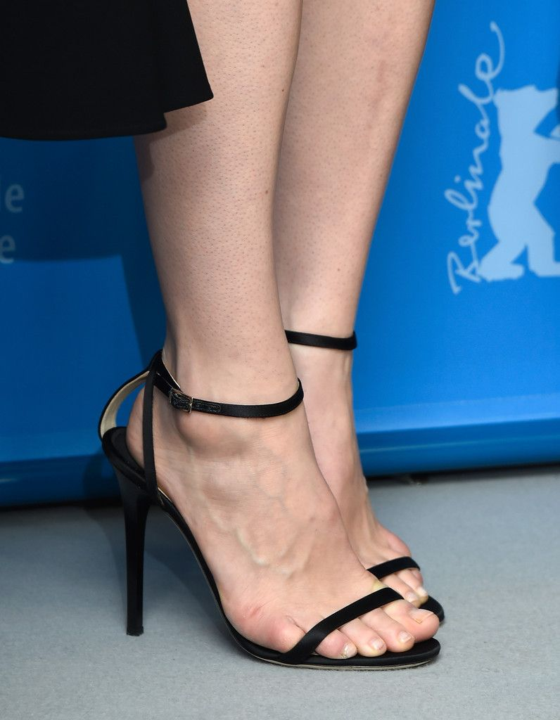 Lily james feet