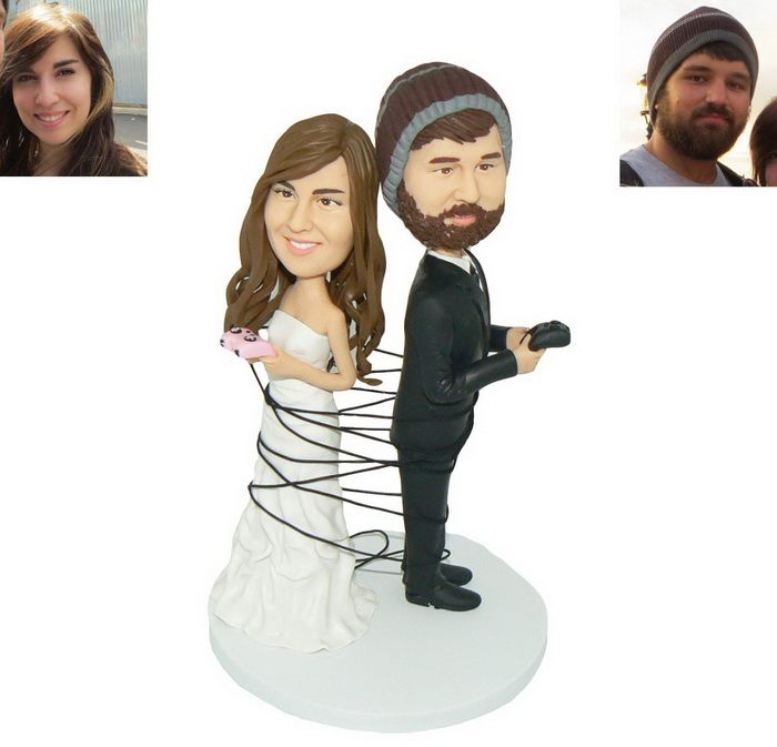 Funny Custom Wedding Cake Toppers Wedding Cake Toppers
