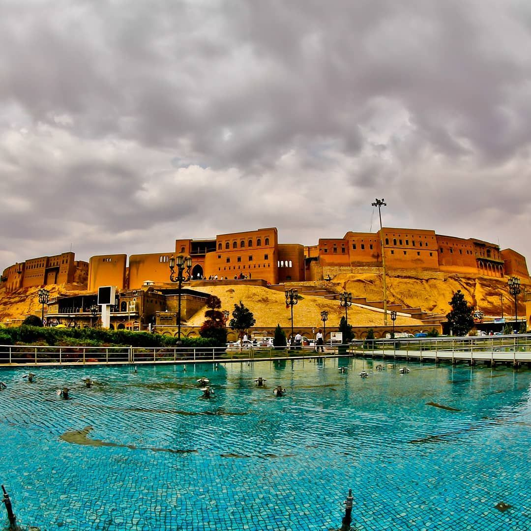 Citadel Of Erbil Unesco Site Erbil Iraq Unesco Sites Countries To Visit Kurdistan