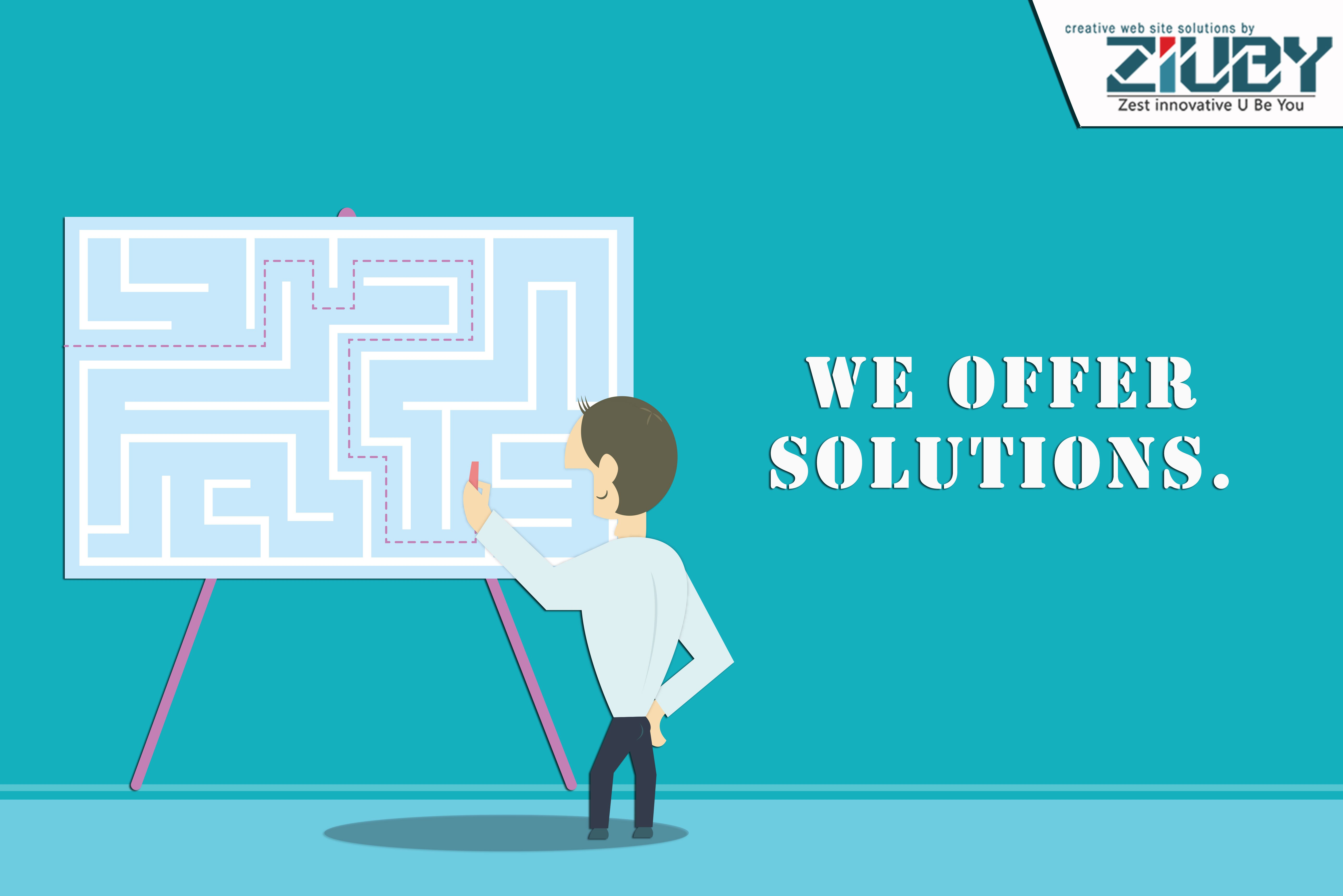 We OfferS Solution  Get All Website Marketing Solution At
