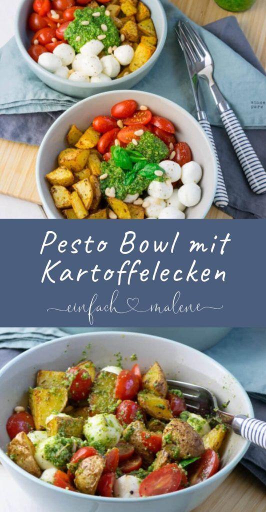 Ich bin jedes vernarrt in dem so wahrheitsgemäßen Rezept für die Pesto Bo …  – *Sommerrezepte*