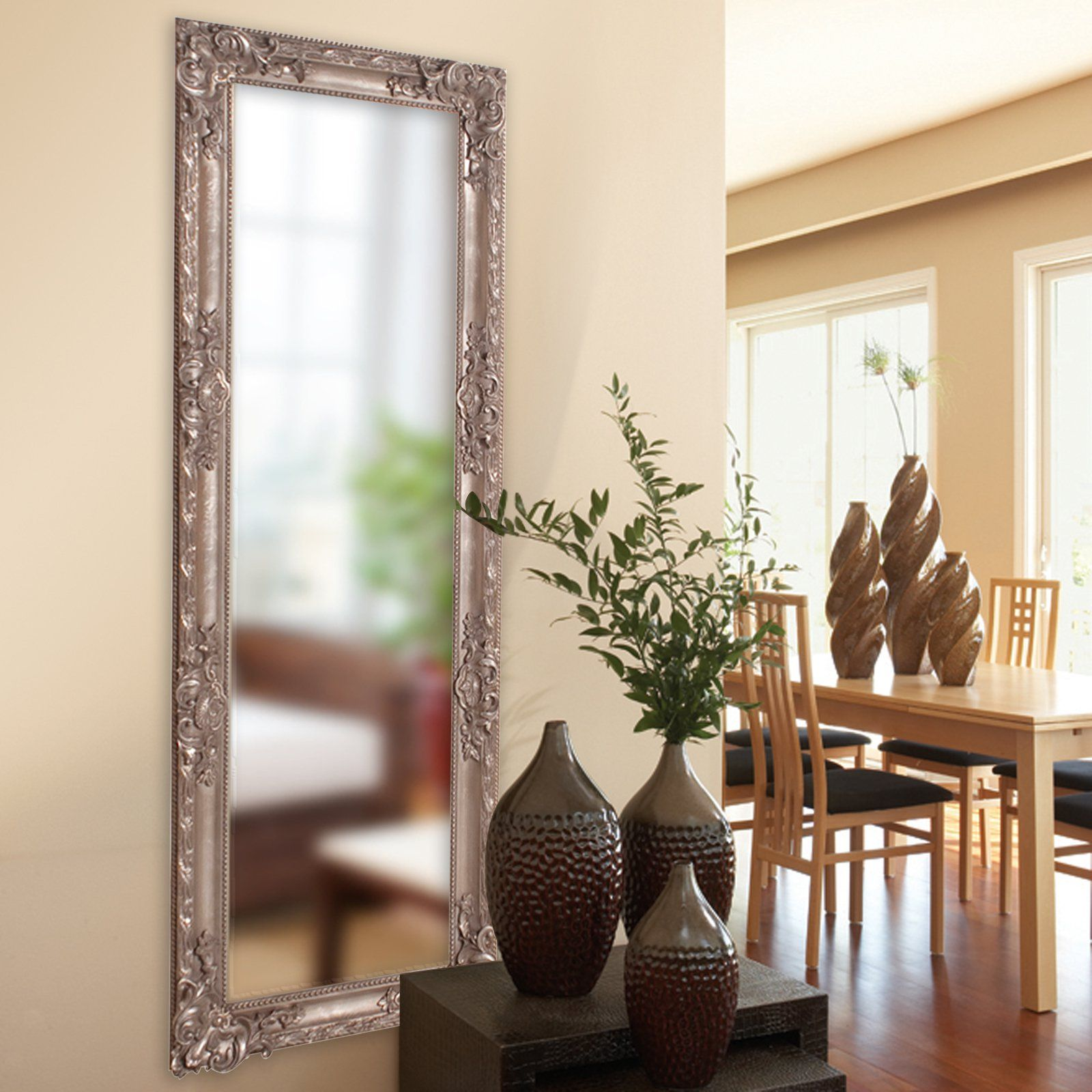 Elizabeth Austin Carlos Full Length Wall Mirror - 23W x ...