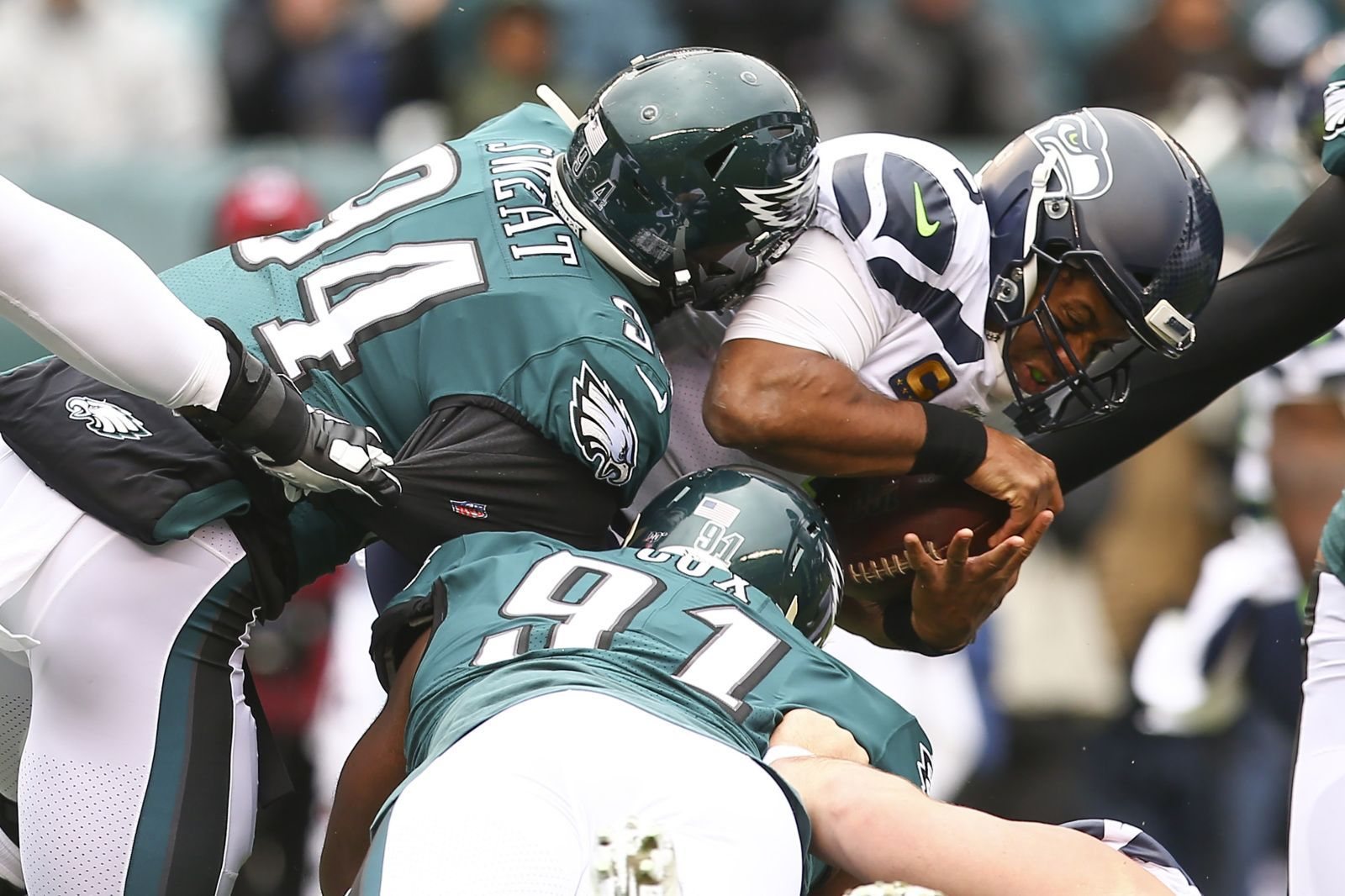 Philadelphia Eagles 5 concerns for Wild Card matchup with