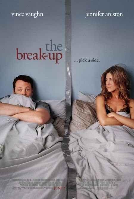 Break up movies