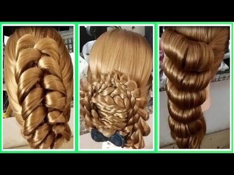 peinados para niñas 2017/peinados para cabello/como hacer peinados