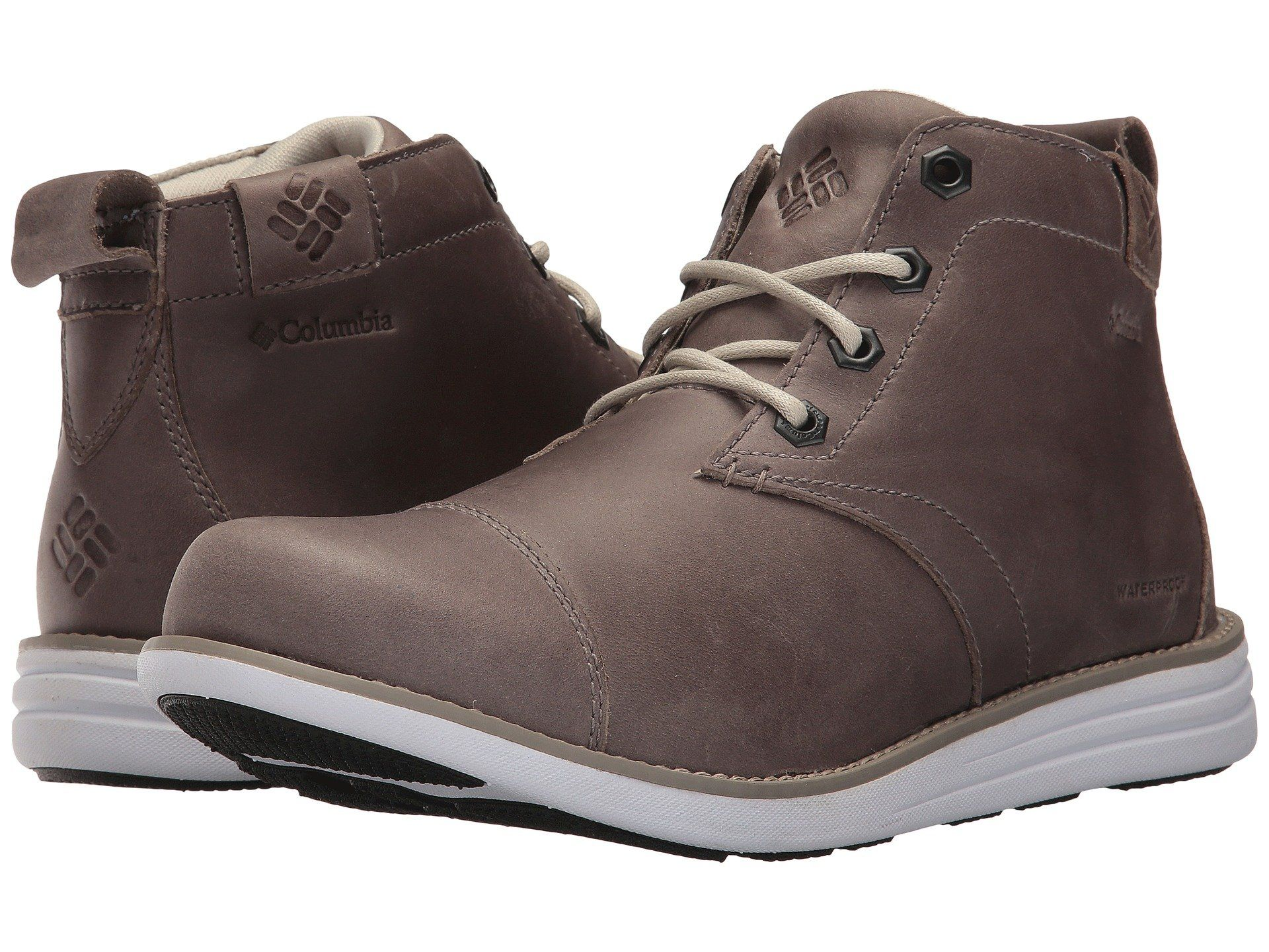 COLUMBIA Irvington LTR Chukka WP.  columbia  shoes    8c1d133ce71