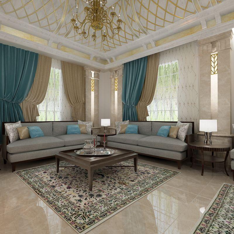 Beautiful Modern Majlis Al Manzil Furniture House