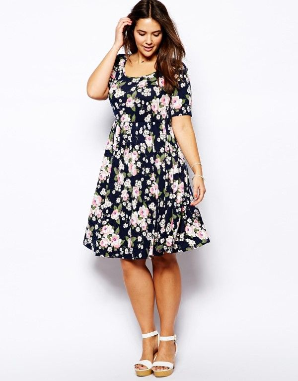 Plus Size Summer Clothes For Special Summer Party Stylish Plus