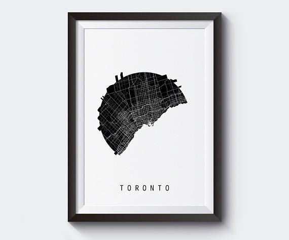 Toronto map canada map world map maps black and white map city toronto map canada map world map maps black and white map gumiabroncs Choice Image
