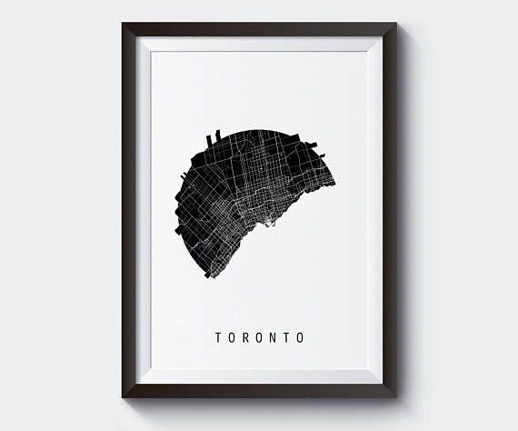 Toronto map canada map world map maps black and white map toronto map canada map world map maps black and white map gumiabroncs Image collections