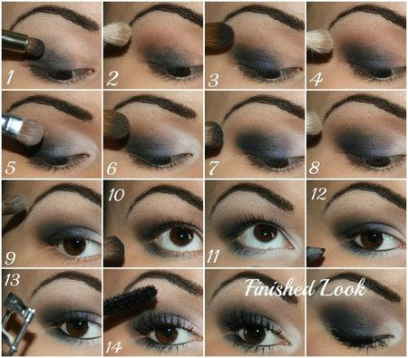 Smokey makeup #beauty #pictorial #eyemakeup #howto #Tutorial  - bellashoot.com