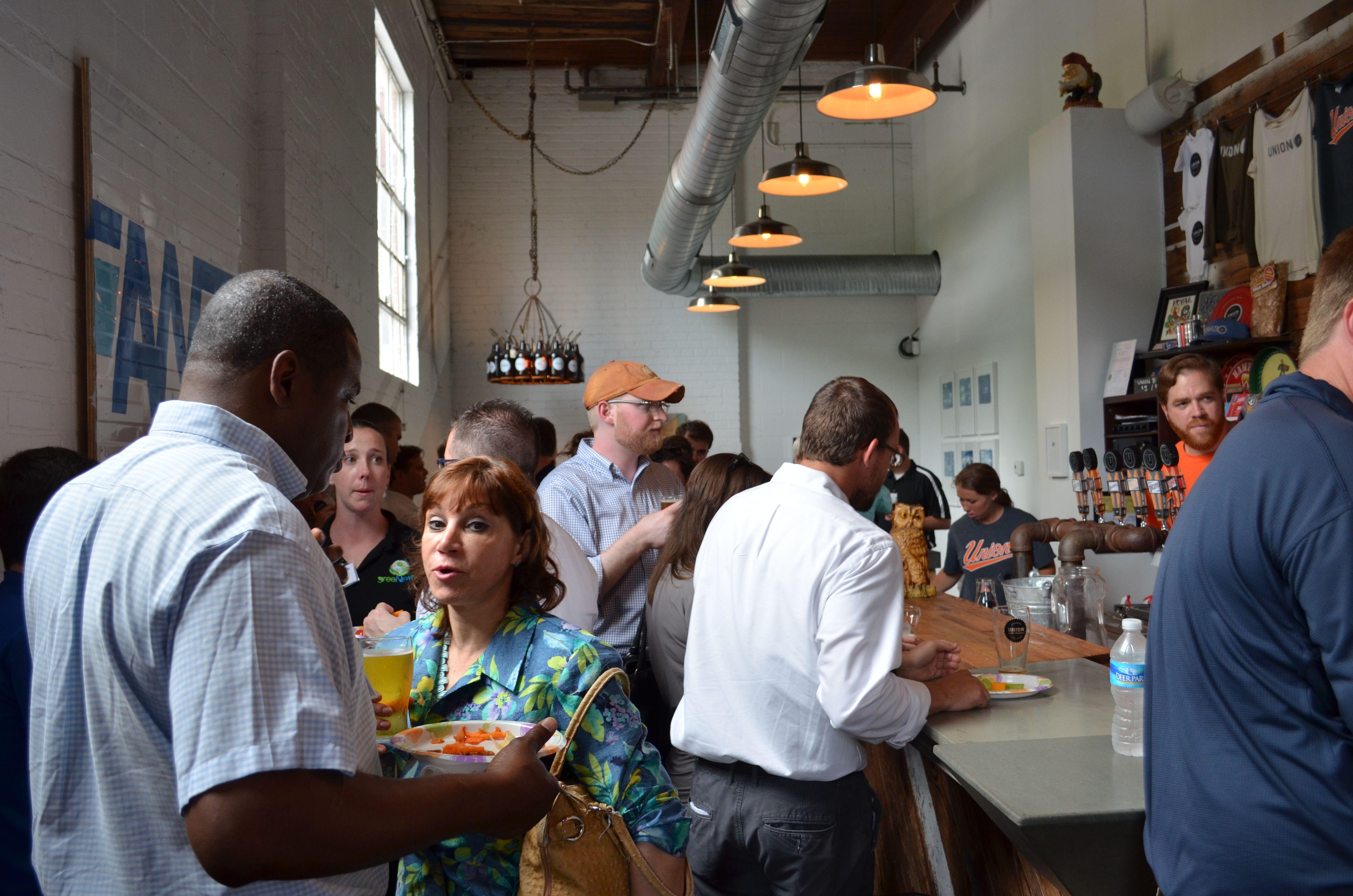 18++ Union craft brewing jobs info