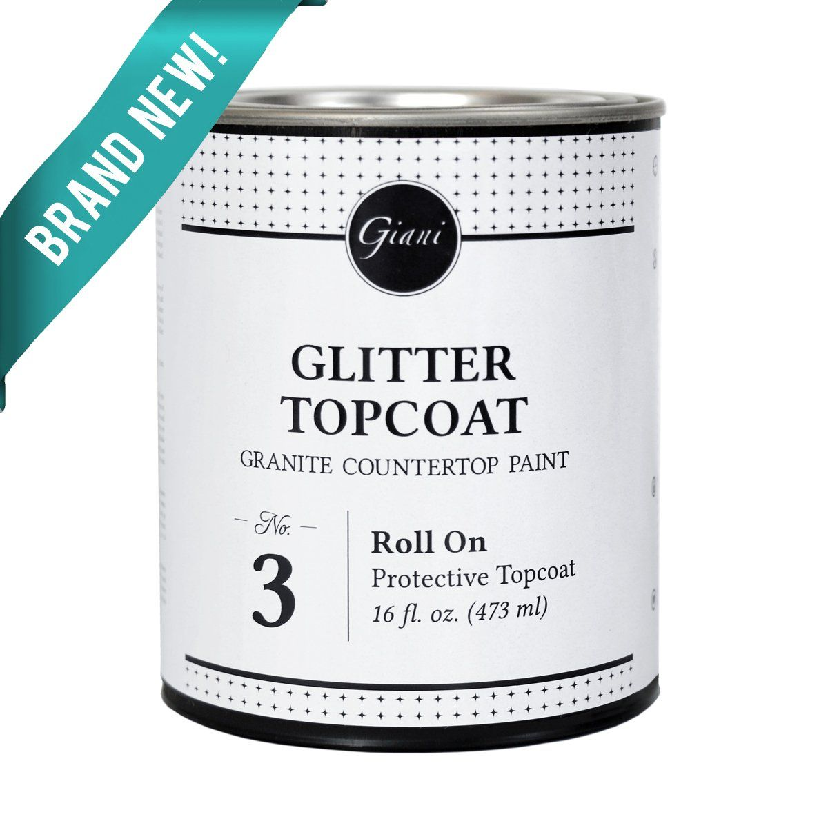 Glitter Topcoat For Giani Countertop Paint Kits Painting