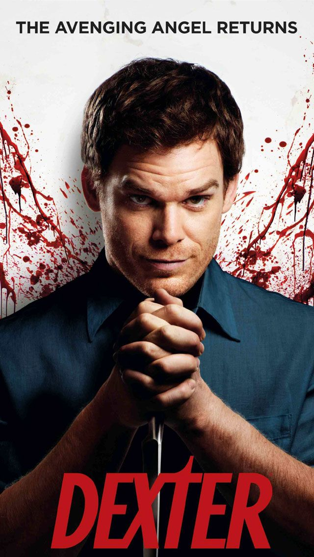 Dexter Iphone Wallpaper Dexter Seasons Dexter Poster Dexter