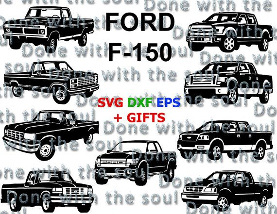 Ford F150 Ford Pick Up F 150 Ford Pickup By Donewiththesoul Ford
