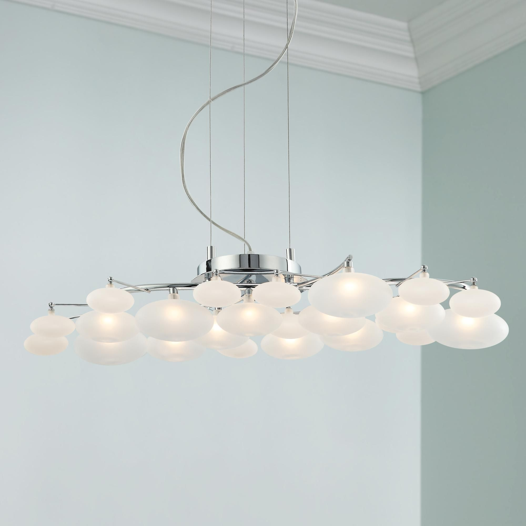 possini euro design lighting. Possini Euro Design Lilypad 30\ Lighting