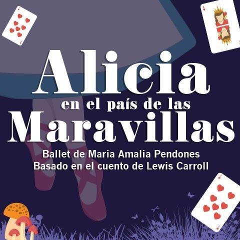 Teatro Nacional y Danzay convocan a  las audiciones  de Alicia en el país de las maravillas.