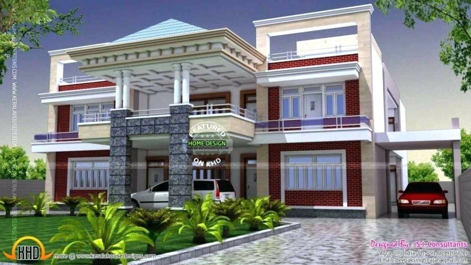 Image Result For Big House Front Elevation Designs For Double Floor
