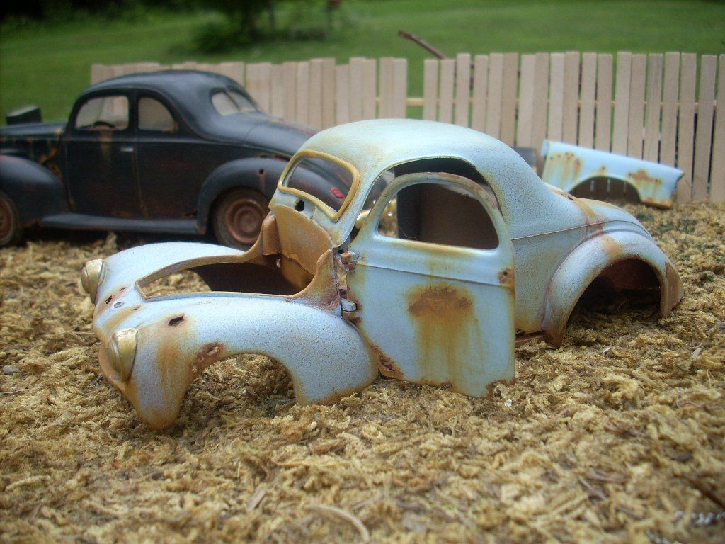 1941 Willys Coupe Body Willys Coupe Car Model