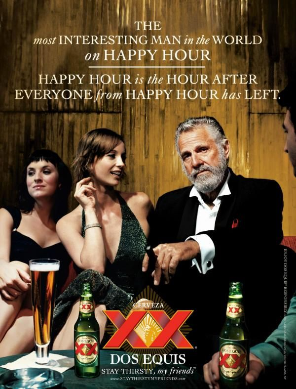 the most interesting man in the world beer happy hour beer