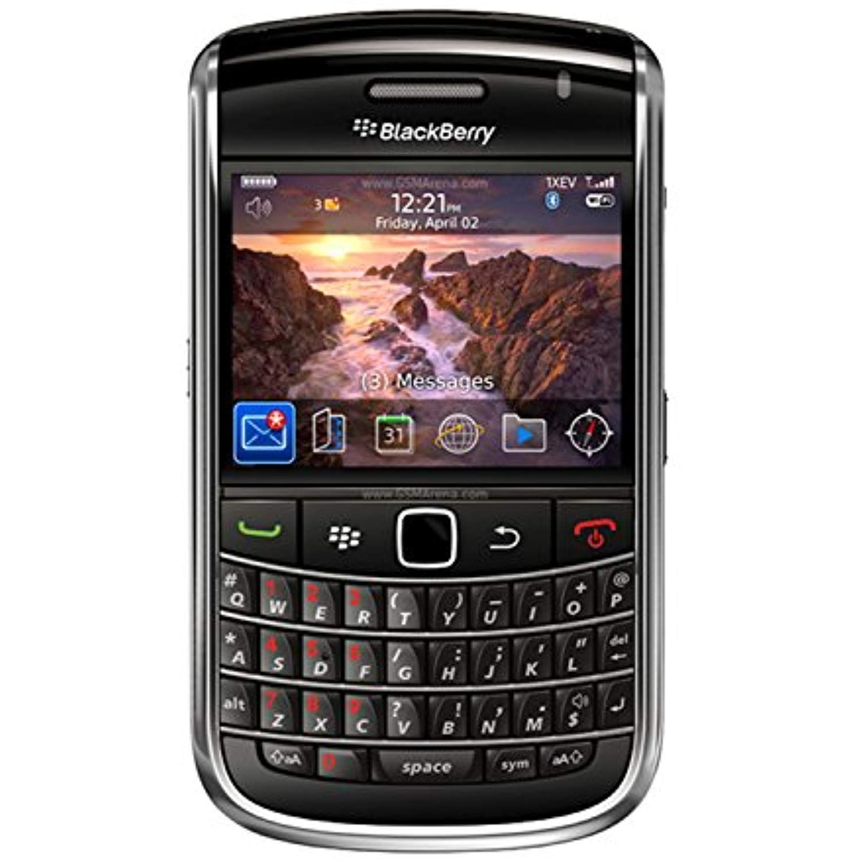 BlackBerry Bold 9650 Black (Verizon) Smartphone You