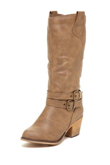 Charles Albert Double Buckle Boot 18 On Hautelook I