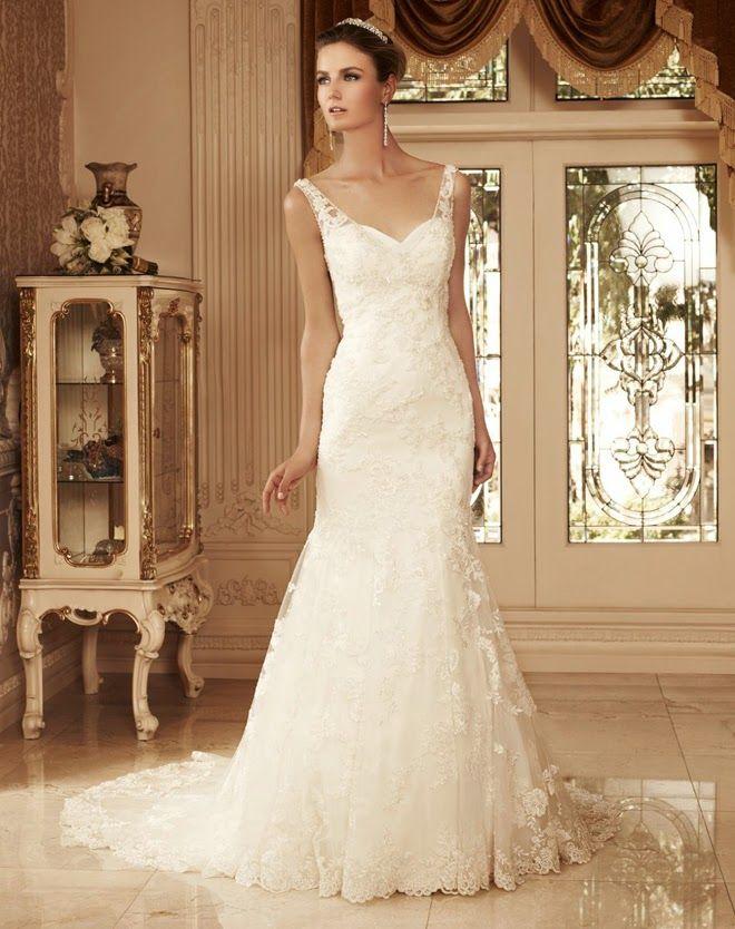9845c31f66 Fantásticos vestidos de novia