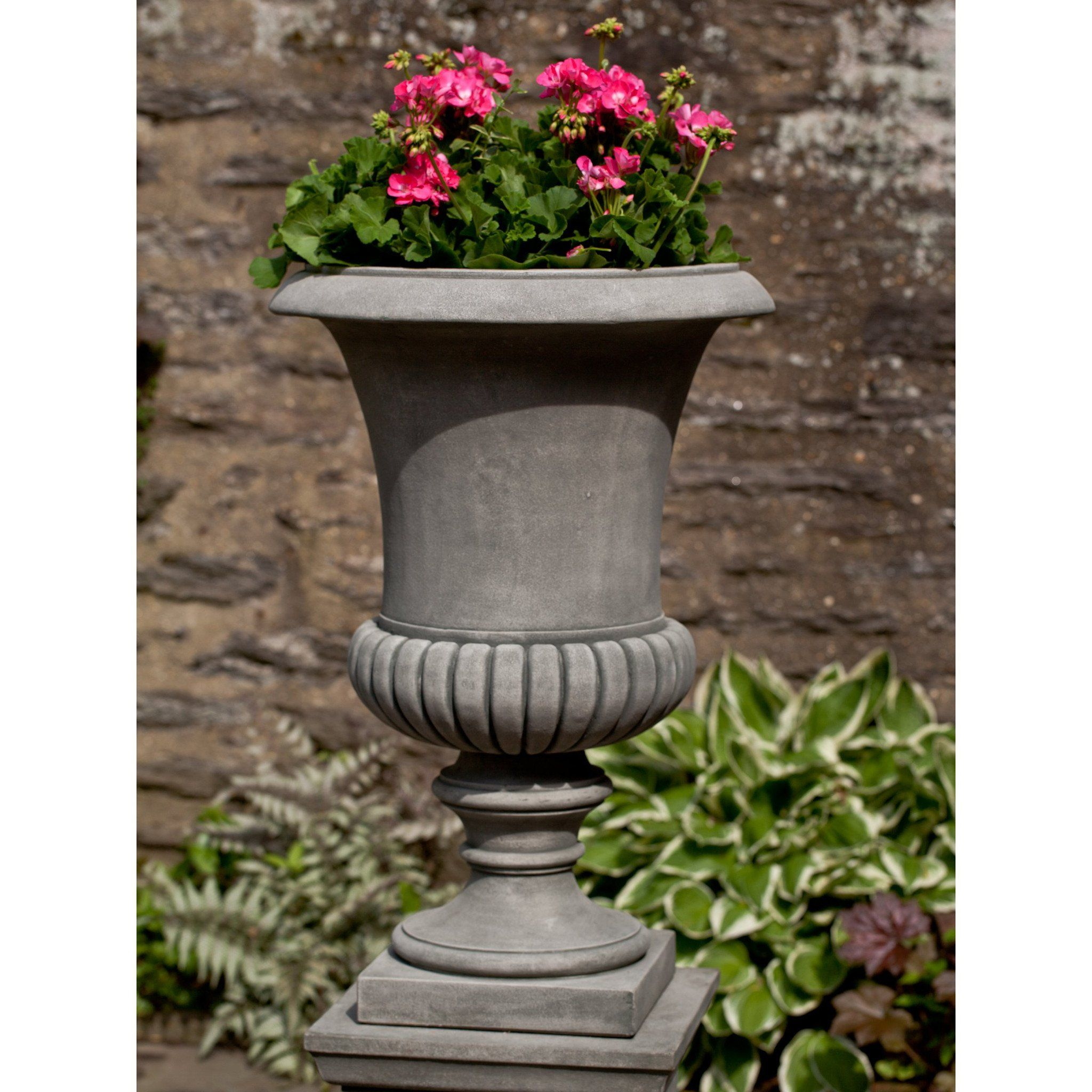 inch knight antique green shipping free christopher planter product home adea overstock garden urns today urn italian