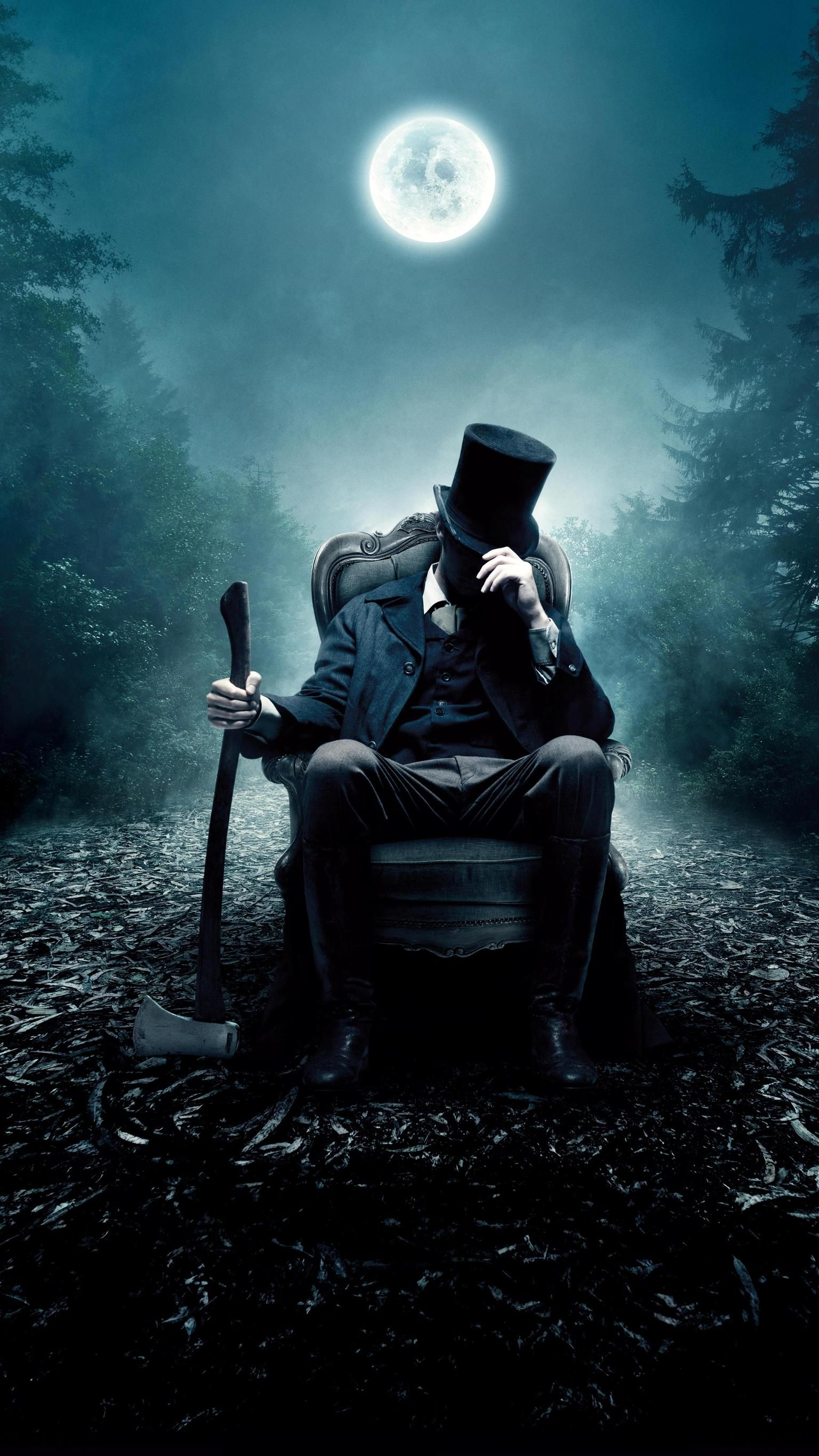 Abraham Lincoln Vampire Hunter 2012 Phone Wallpaper Moviemania Horror Wallpapers Hd Mobile Wallpaper Iphone 6s Wallpaper