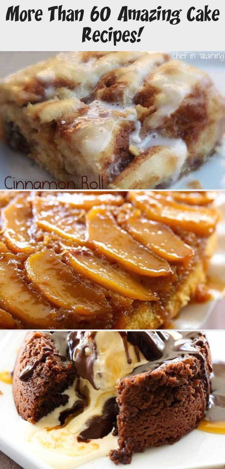 Photo of More Than 60 AMAZING Cake Recipes! – Chef in Training #PinataKuchenEinfach #Pina…