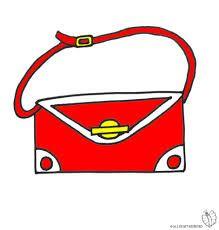 disegni per bambini da colorare di borse - Cerca con Google