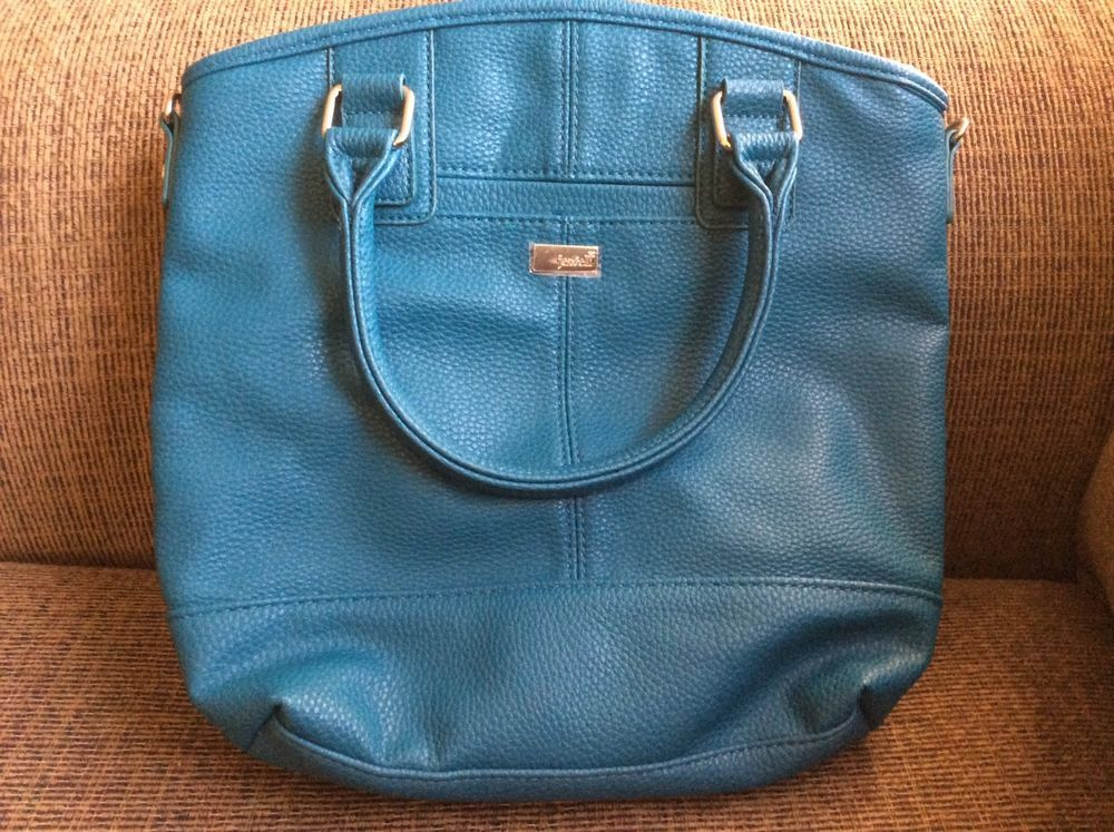 Thirty One Jewell Purse Handbag Paris Montreal From The Teal Affair Line Discontinued Ebay