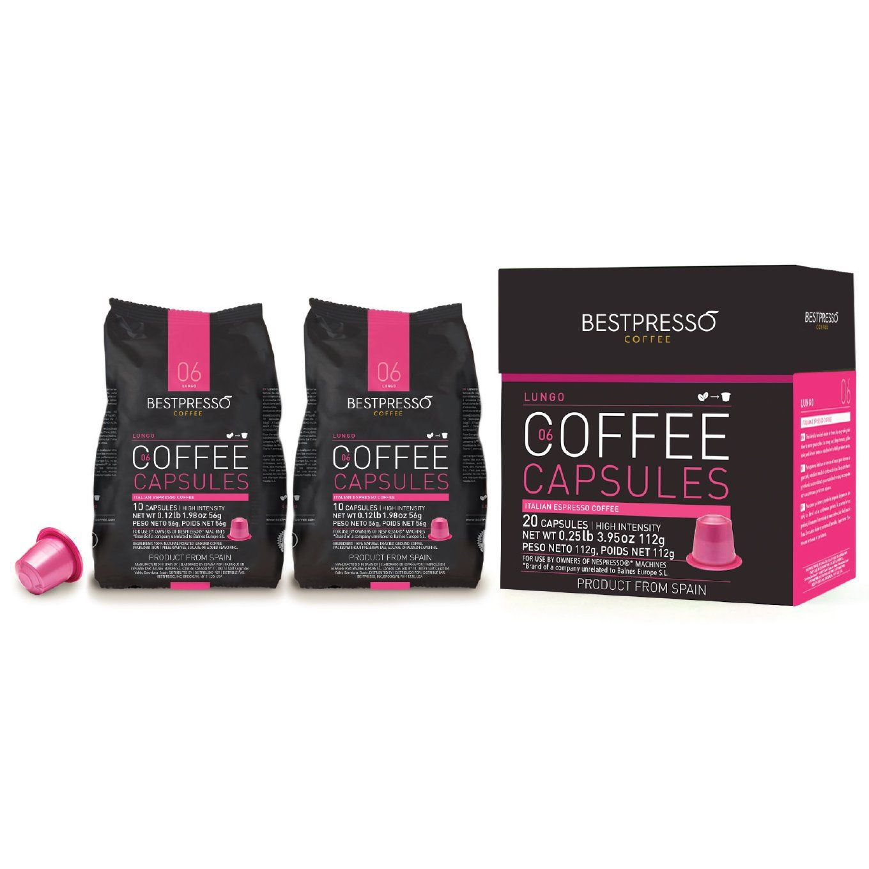 120 Bestpresso Nespresso Compatible Gourmet