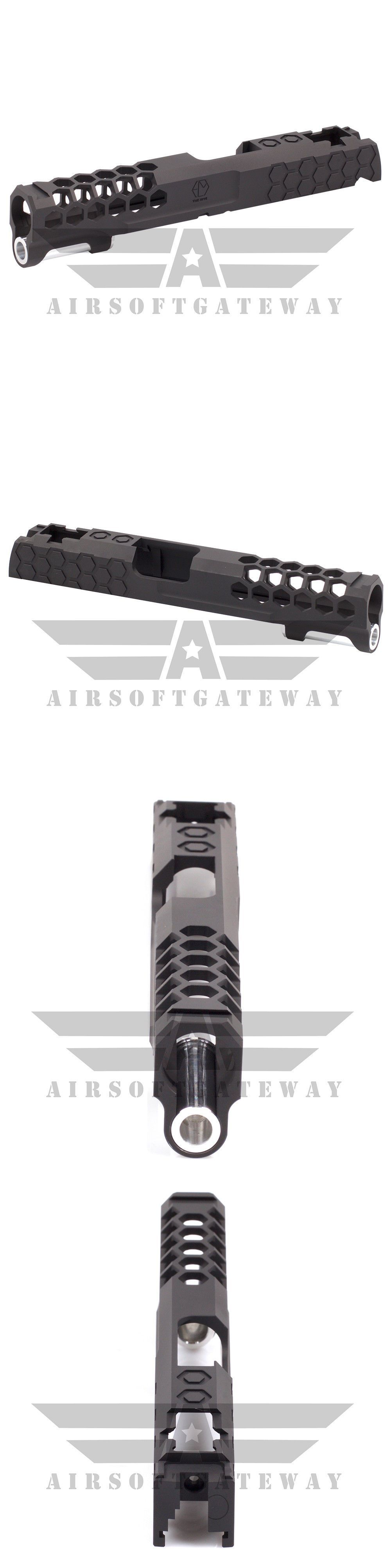 Accessories 31681: Airsoft Masterpiece Hive Hex Slide For Tokyo