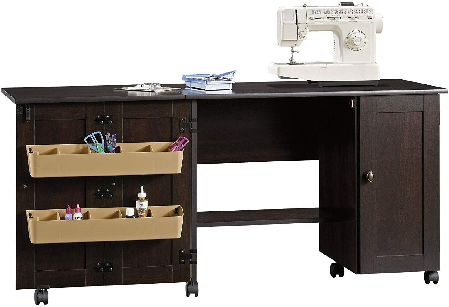 Pin By Mary Fortner On Furniture Sewing Machine Tables