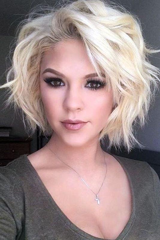 Frisuren blond ovales gesicht