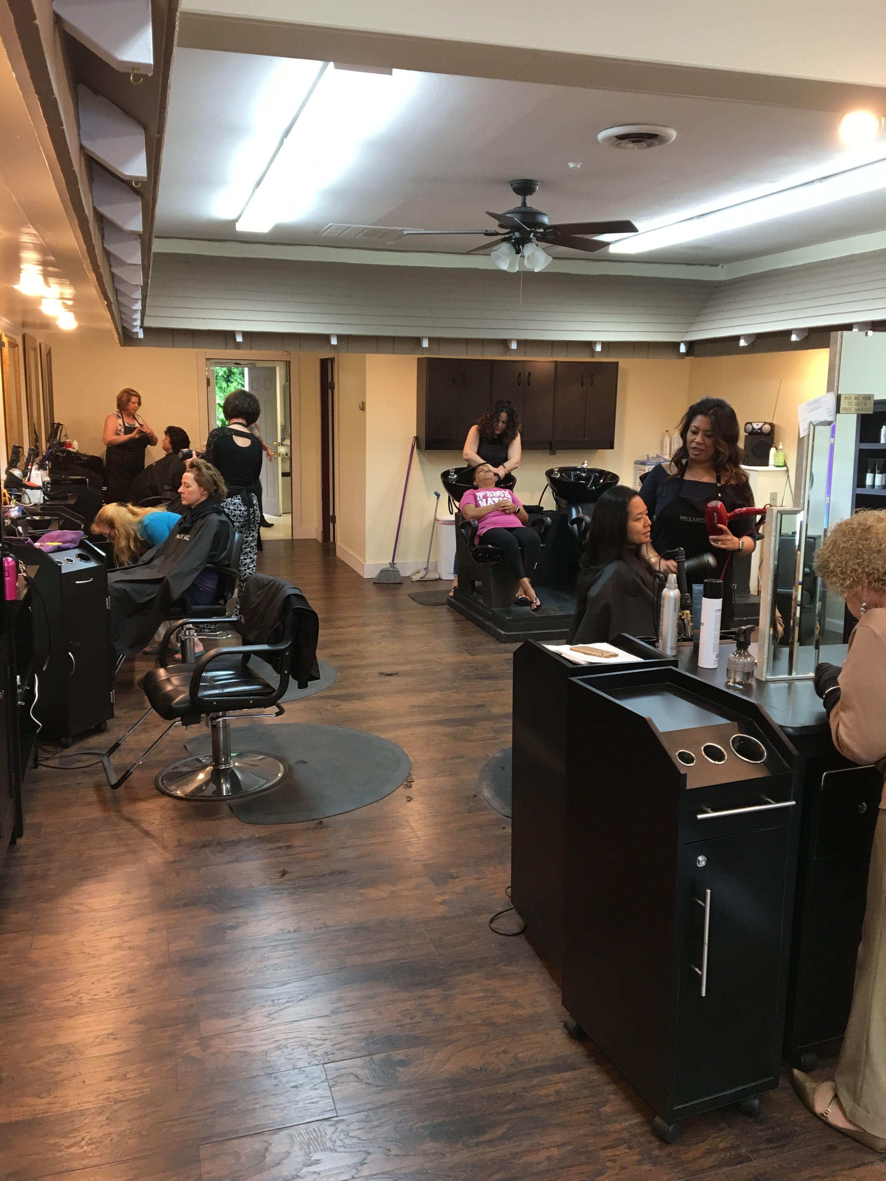 Pin By Shear Elegance Vernon Ct On Shear Elegance Hair Salon Colors And Styles Elegant Hairstyles Hair Salon Hair Color