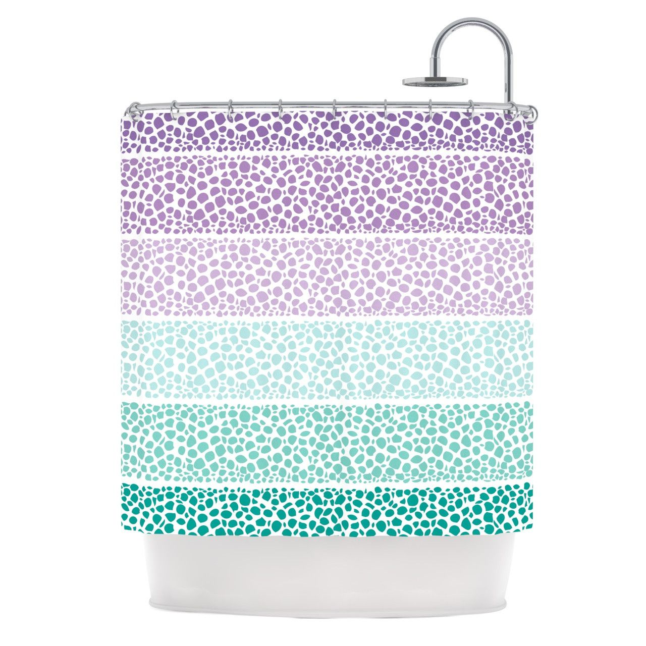 Best Cobalt Blue Shower Curtain Designs