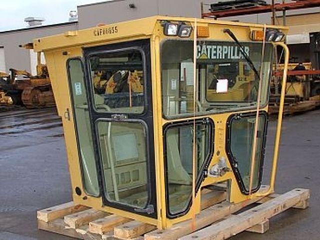 Caterpillar Cabs    http://www.rockanddirt.com/attachments-for-sale/CATERPILLAR/cabs