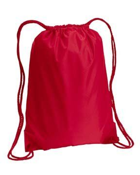 Save $10.71 on Liberty Bags Small Drawstring Backpack 8881; only $3.29
