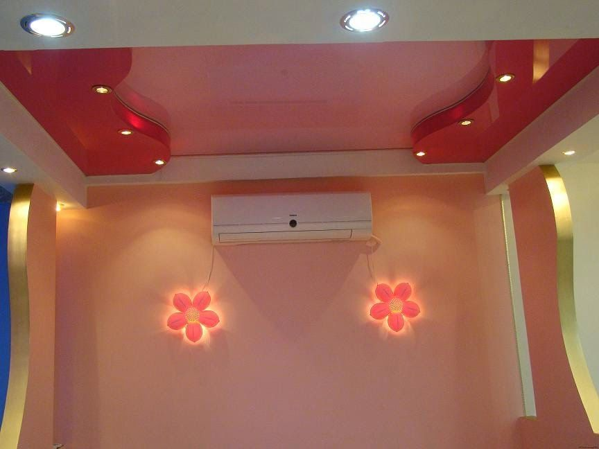 10Redgypsumfalseceilingdesignforlivingroom201510 Entrancing Plaster Of Paris Ceiling Designs For Living Room Design Inspiration
