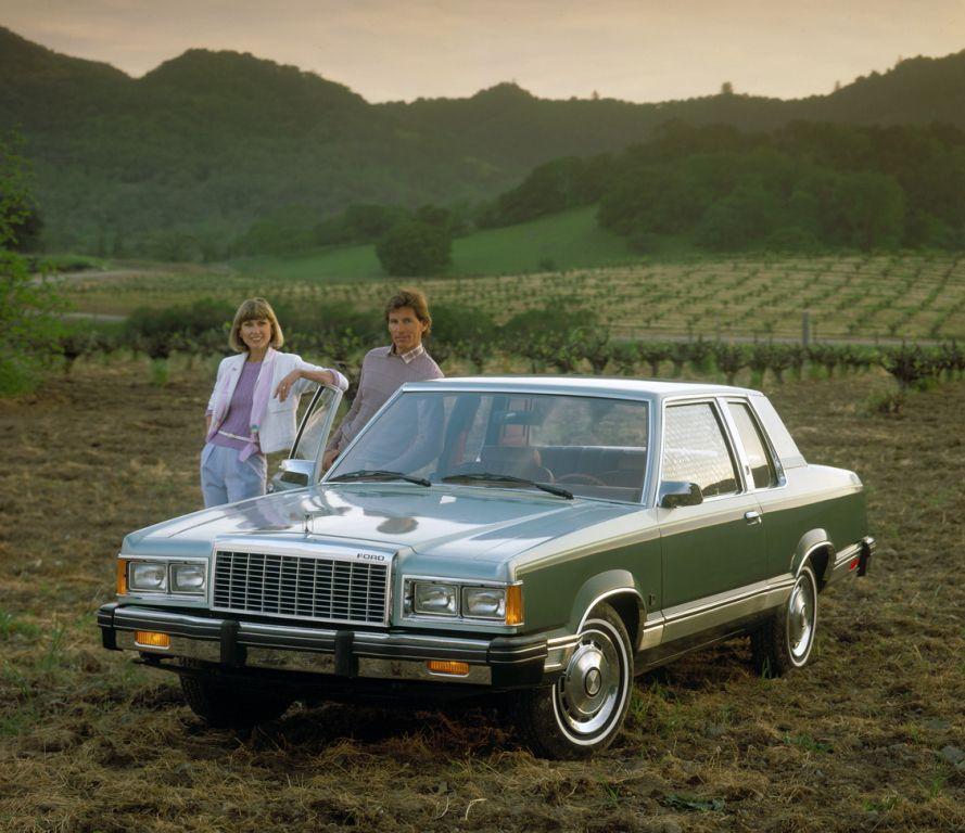 1981 Ford Granada Glx 4 Door Sedan 54d 1980 81 Mit Bildern