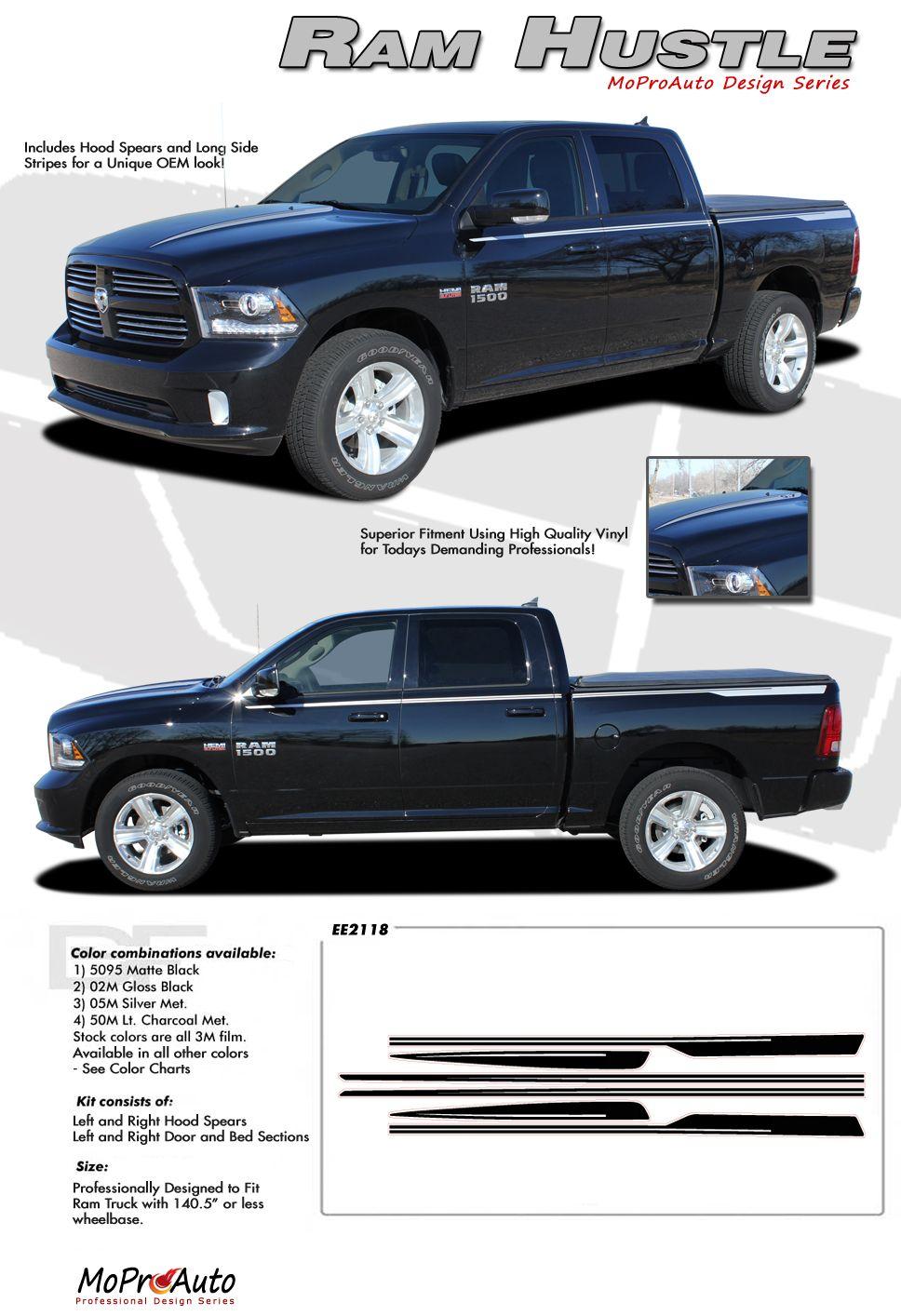 truck and hemi decals dodge similar hood graphics stripe mopar racing skull stickers items like s ram