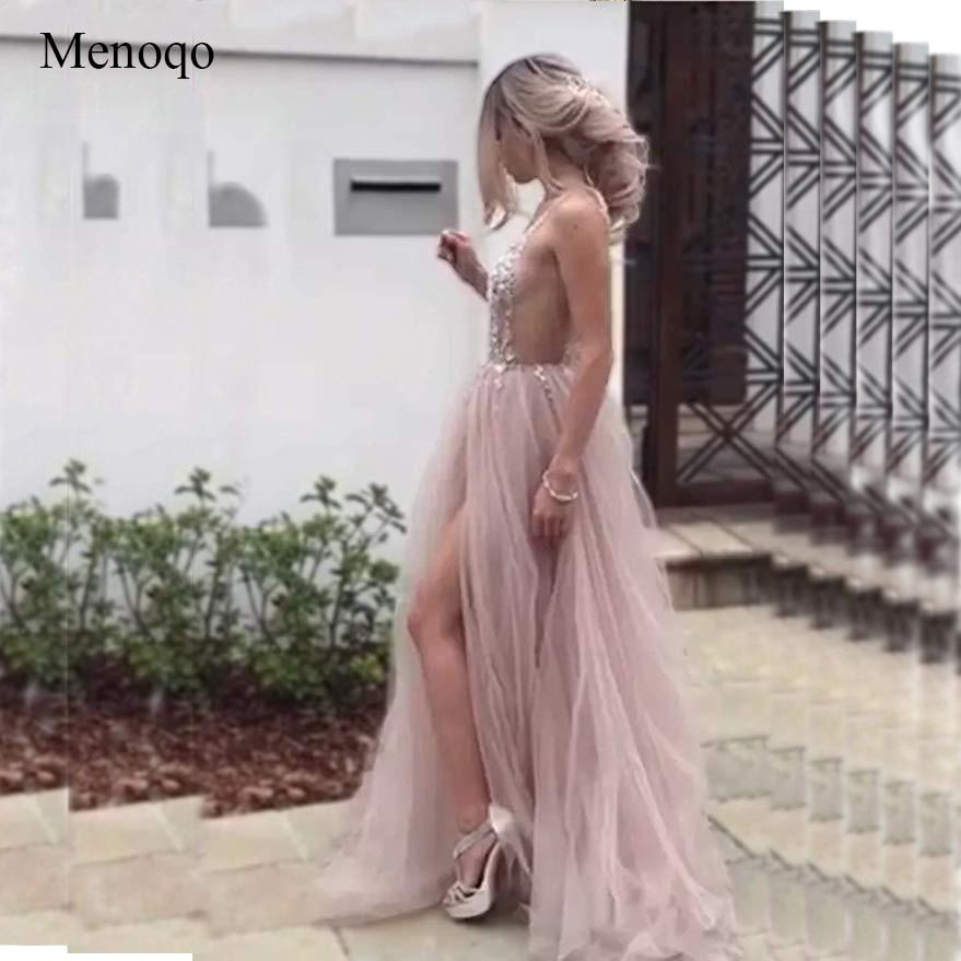38d1a2d8c3 Buy New Arrival Backless Sweep Dresses Online – Narvay.com | New ...